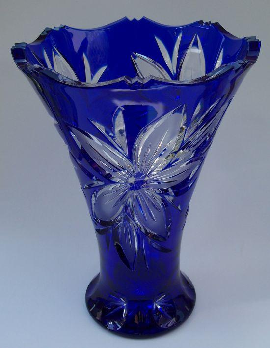 Bleikristall Serie Blume