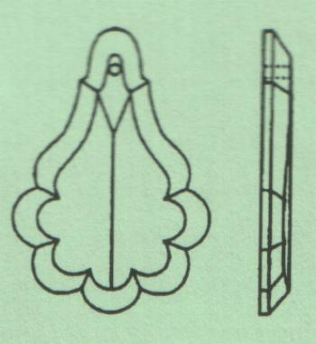 Pendeloque 4435