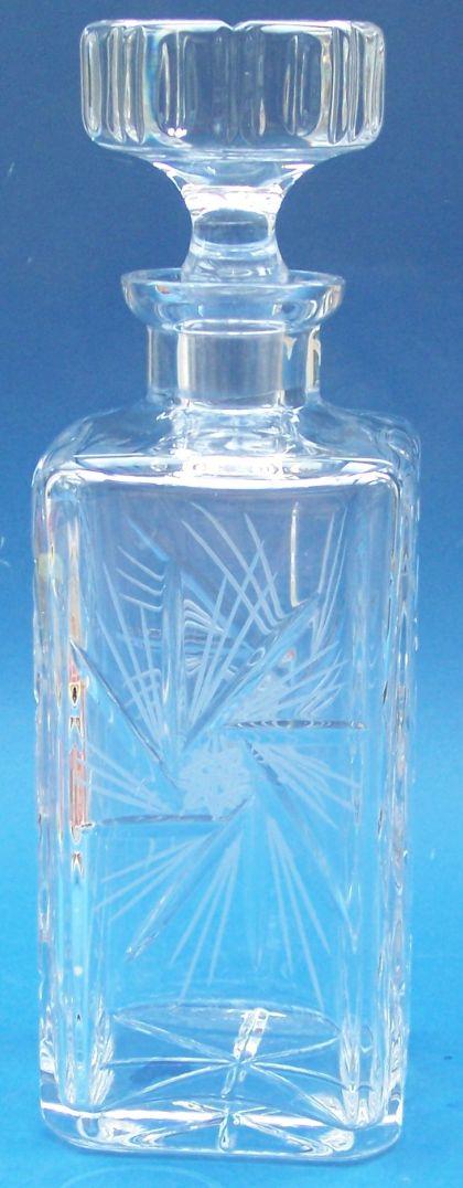 Karaffen Bleikristall