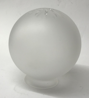 Lampenschirm Glas Höhe 160mm