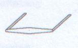 Clip 9153/15 mm