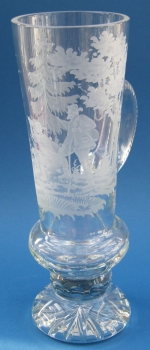 Weizenbier Jagdgravur 1,0 Liter