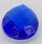 Wachtel farbig 4030 38x24 mm blau