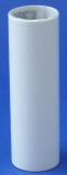 Kerzenhülse pappe weiss 9961/100mm ohne Tropfen