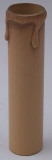 Kerzenhülse pappe antik 9963/120mm