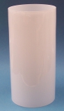 Glaszylinder opal