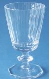 Weinglas Serie Leona Facetten