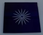 Buntglasecken  999/14 130x130mm
