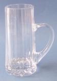 Deckelschoppen Eckschliffseidel 0,3 liter 23/185