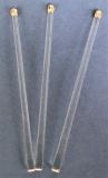 Glasstab jugendstil länge 150mm