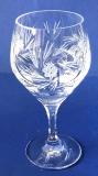 Weinglas Schleuder
