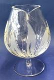 Bleikristall klar 1228/23cm