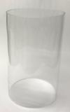 Glaszylinder klarglas h330