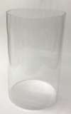 Glaszylinder klarglas h290