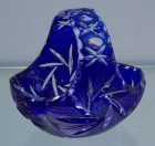 Korb Schleuder Überfang blau 5500/13 cm