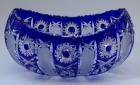 Jardinere Paris Überfang kobaltblau 4521/31 cm
