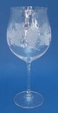 Burgunder Weinlaub