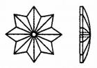 Rosette 4715/30 mm